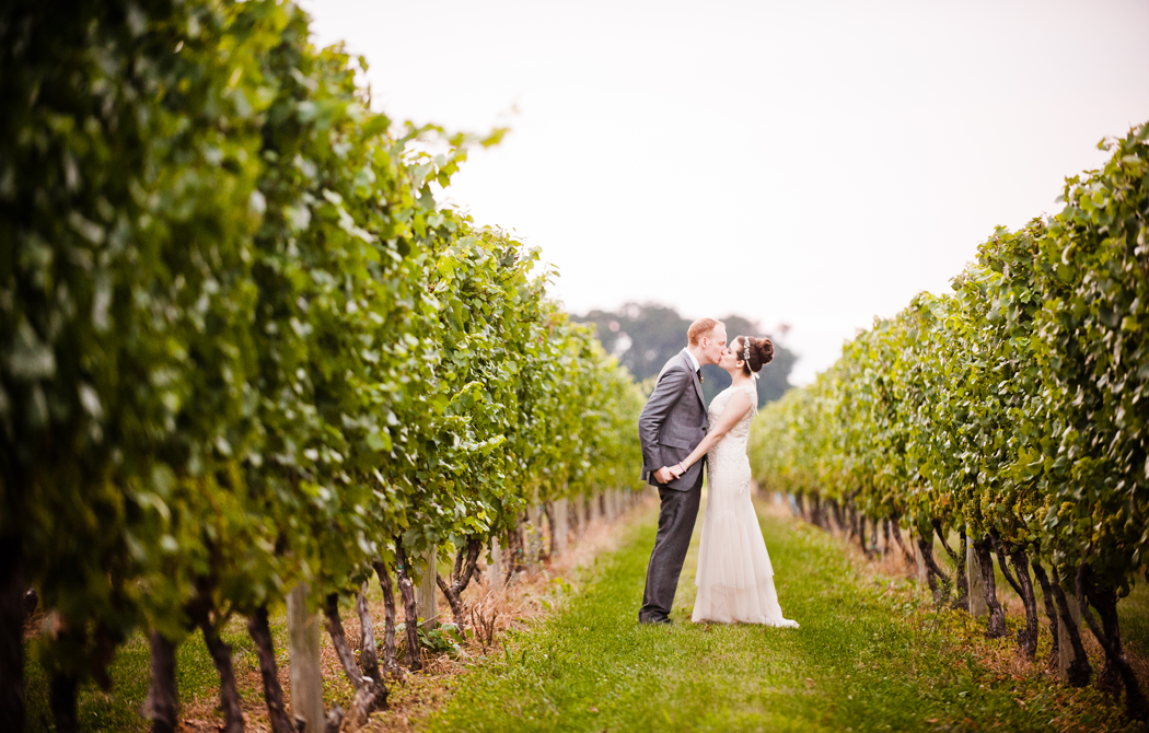 Long Island Wedding at Bedell Cellars