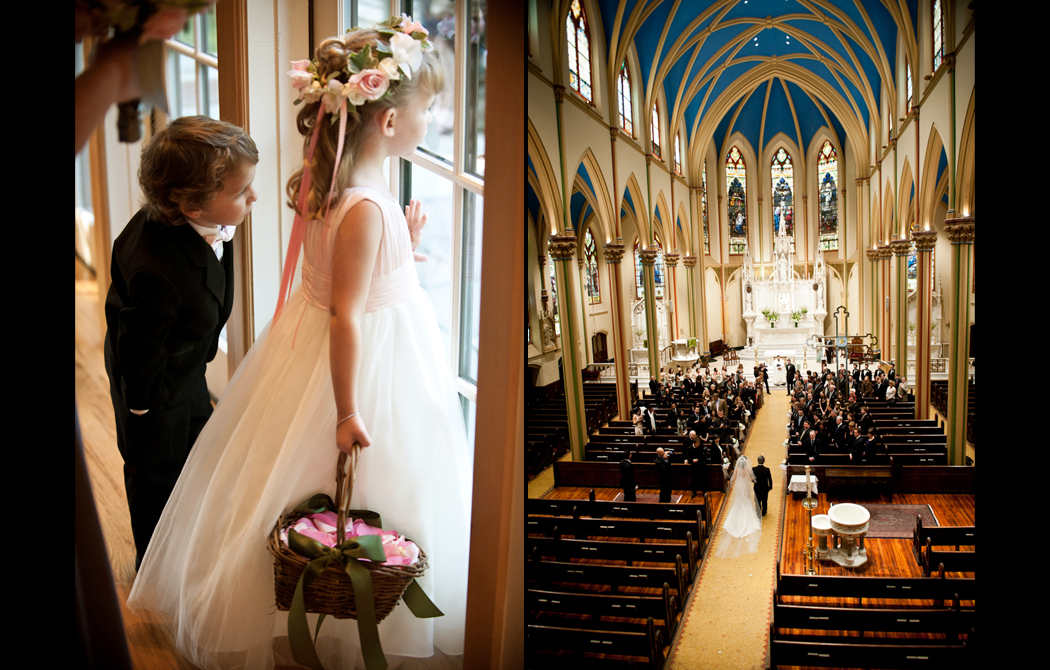 St Agnes Cathedral Wedding